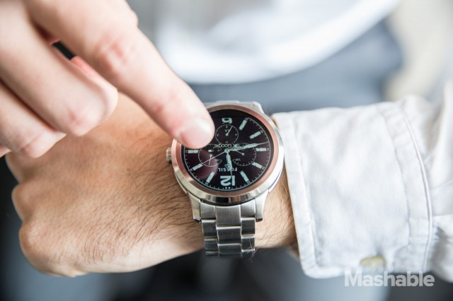 Fossil Q Founder - Mashable