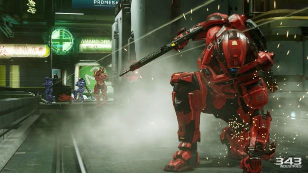 Halo 5 mutiplayer