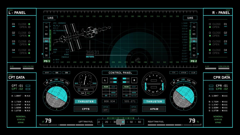 Interfaces de Perdido em Marte (8)
