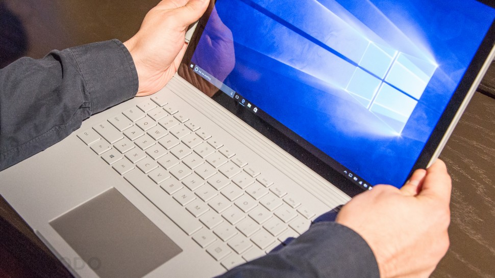 Microsoft Surface Book - hands-on (2)