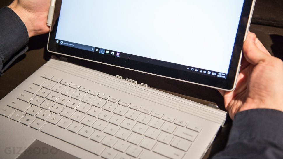 Microsoft Surface Book - hands-on (3)