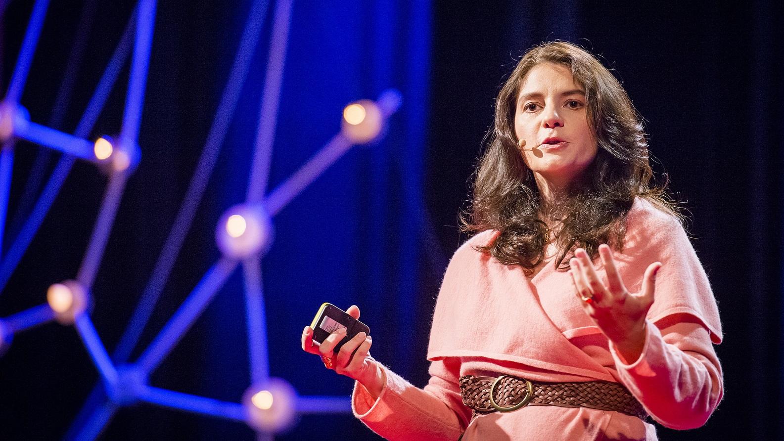 Suzana Herculano-Houzel no TED