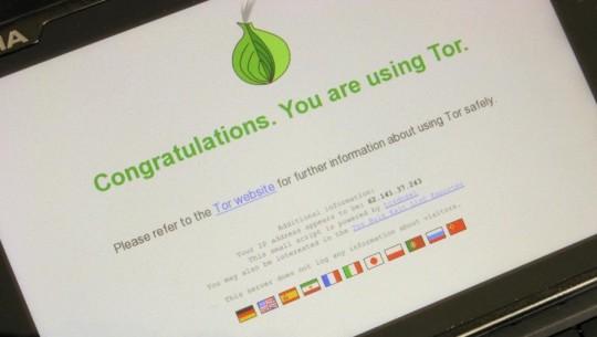 Tor no Nokia N900