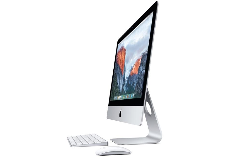 Novo iMac