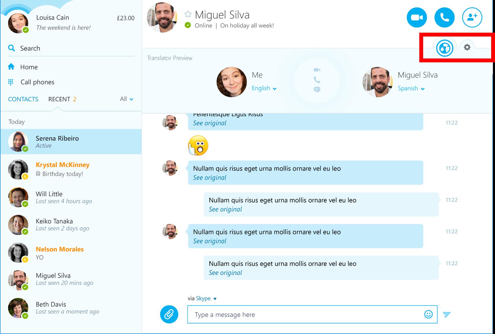 Skype agora vem com tradução de áudio em tempo real para seis idiomas