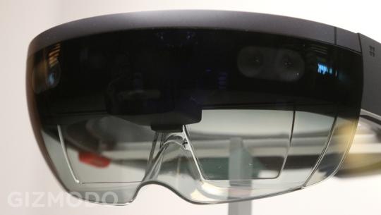 O futurista HoloLens, da Microsoft, também entrou na lista da famosa revista.