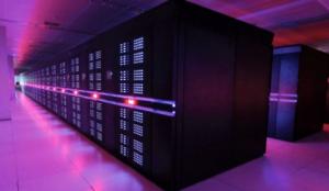 A China está começando a ameaçar o domínio dos EUA no setor de supercomputadores