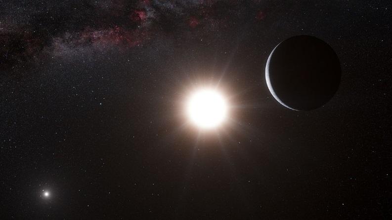 O exoplaneta mais próximo da Terra na verdade nunca existiu