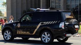 Carro da Policia Federal