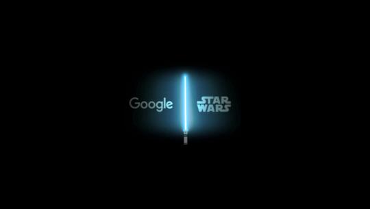 Google e Star Wars