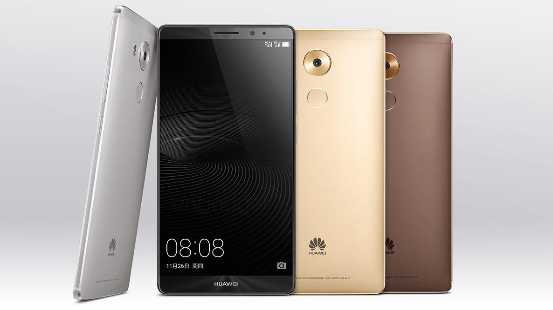 O smartphone Huawei Mate 8 tem um dos processadores mais rápidos do mercado