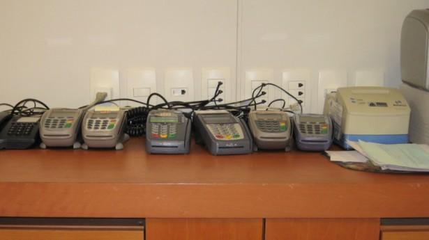 Maquinas de cartao