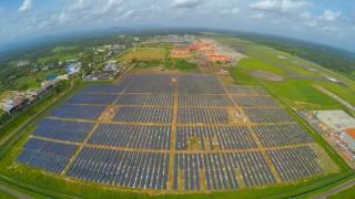 aeroporto solar