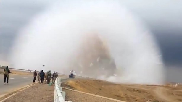 explosao iraque