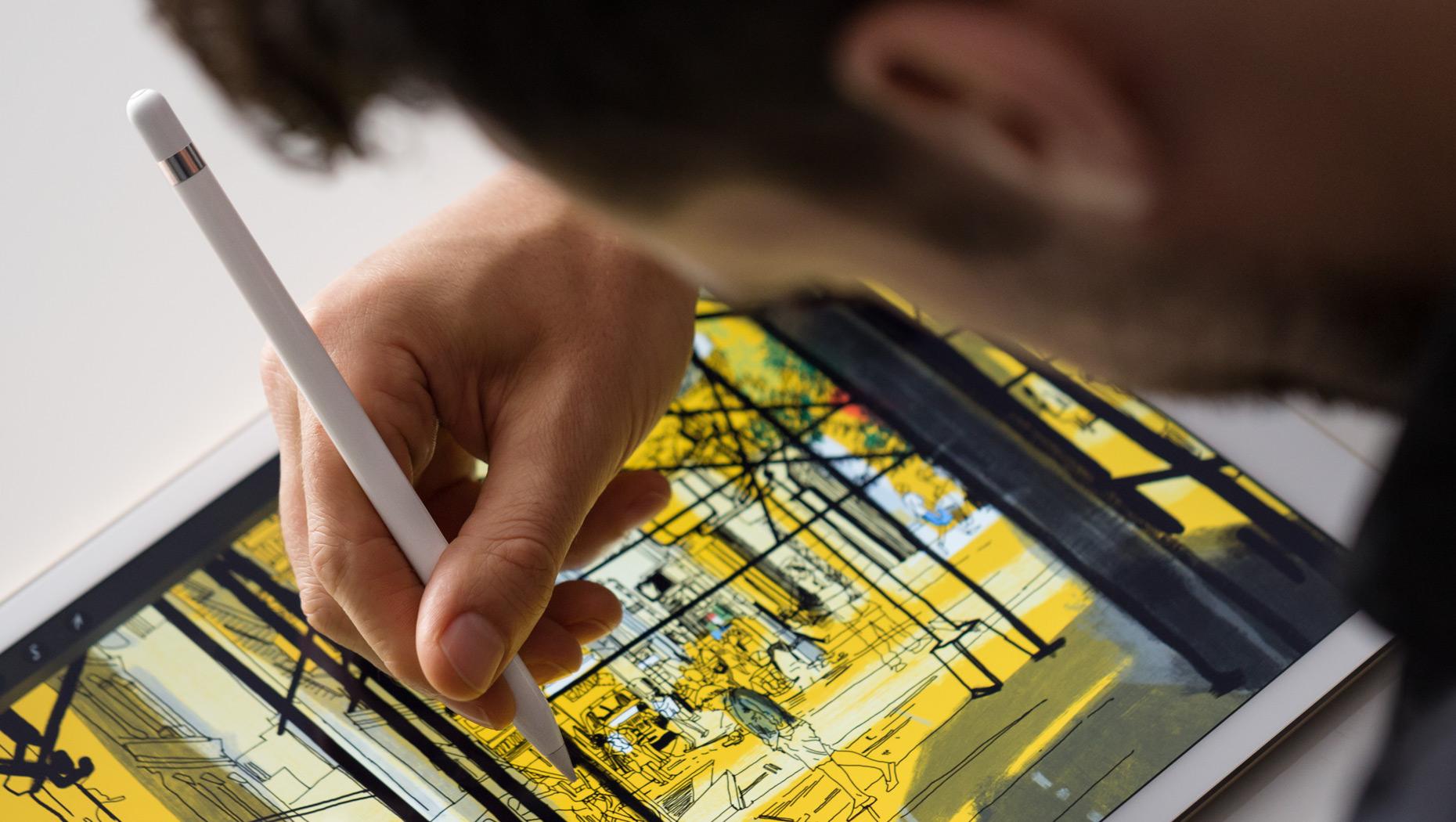 iPad Pro - acessorios