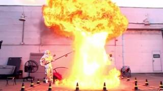 oleo-em-chamas