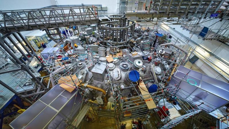 O maior reator de fusão nuclear no mundo está prestes a ser ativado