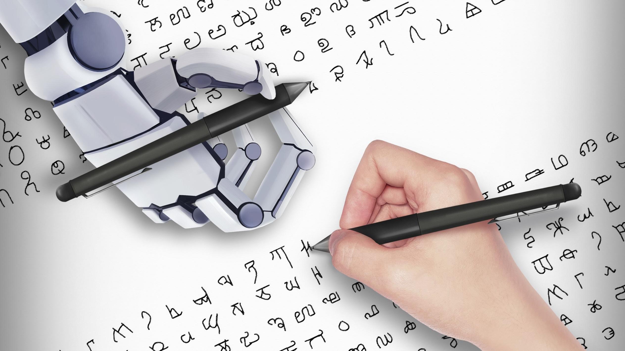 Inteligência artificial aprende a escrever feito gente e engana humanos