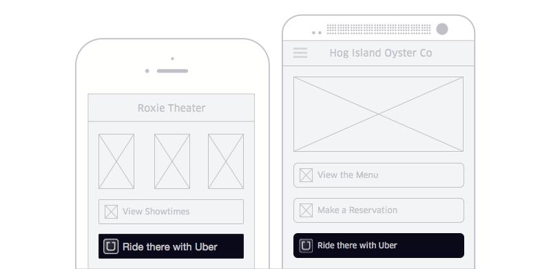 Botao va de Uber