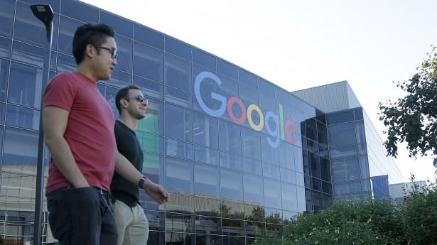 Google e funcionarios