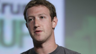 Mark Zuckerberg em evento