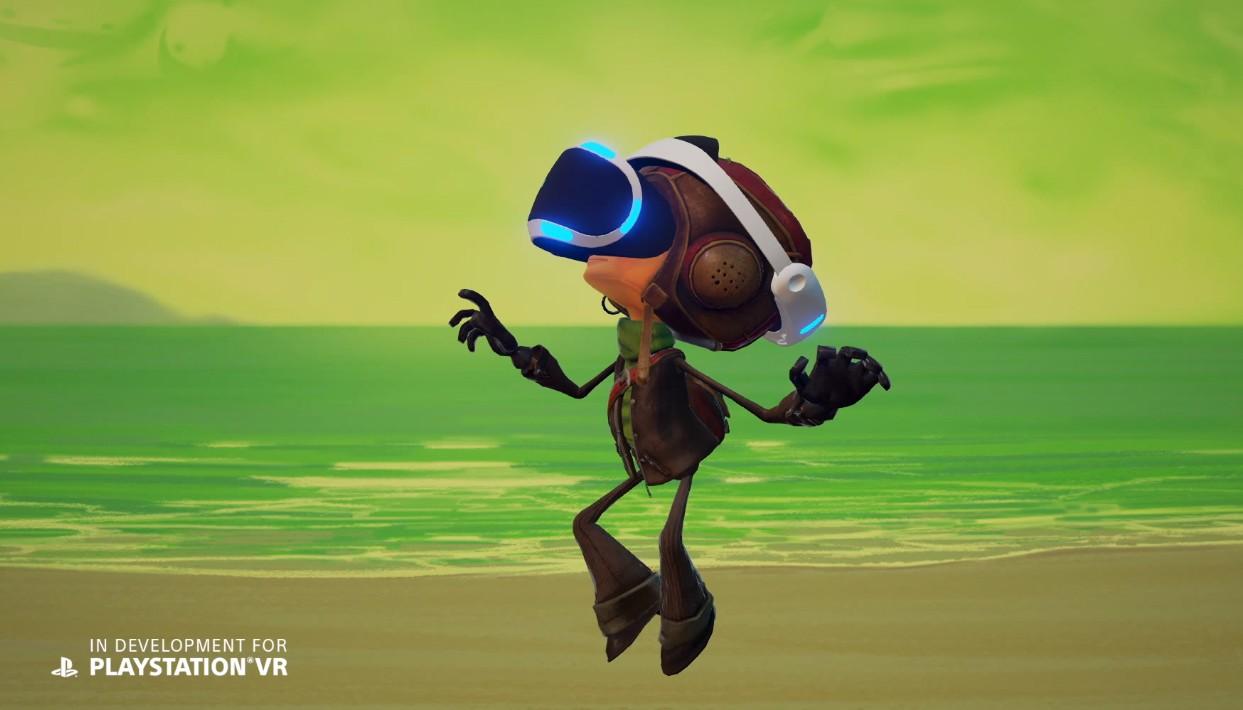 O PlayStation VR já possui uma lista interessante de jogos em desenvolvimento