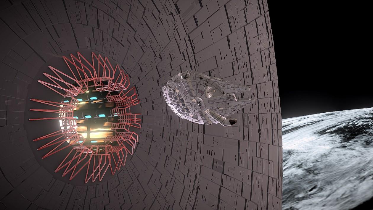 As melhores animações em 3D de Star Wars para você interagir no navegador