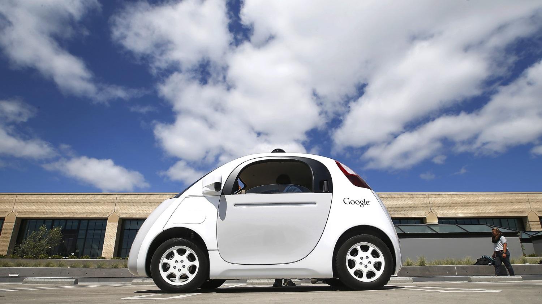 carro autonomo google