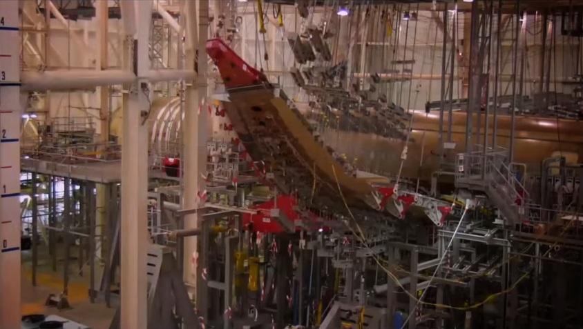 Eis como a Airbus balança as asas dos seus aviões para testá-los