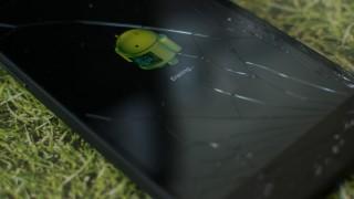 android quebrado