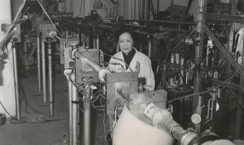 Madame Wu e o experimento de fim de ano que mudou a Física para sempre