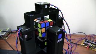 robo cubo magico