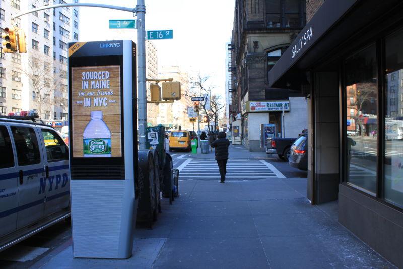 A nova rede Wi-Fi pública de Nova York é indecentemente rápida