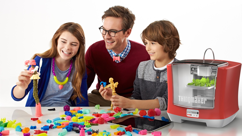 ThingMaker 3d Mattel (2)