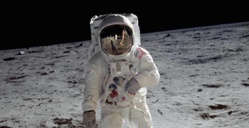 """A verdade sobre a """"música estranha"""" ouvida na Lua durante a missão Apollo 10"""
