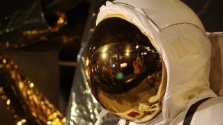 capacete astronauta