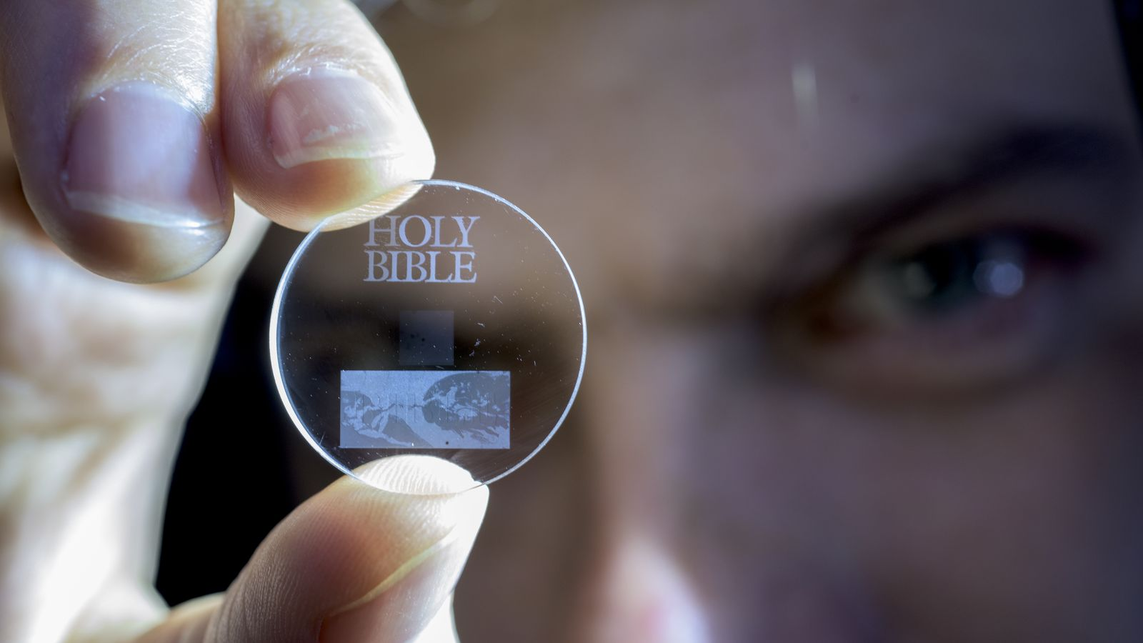 disco-optico Quatro Materiais Que Mudarão o Mundo