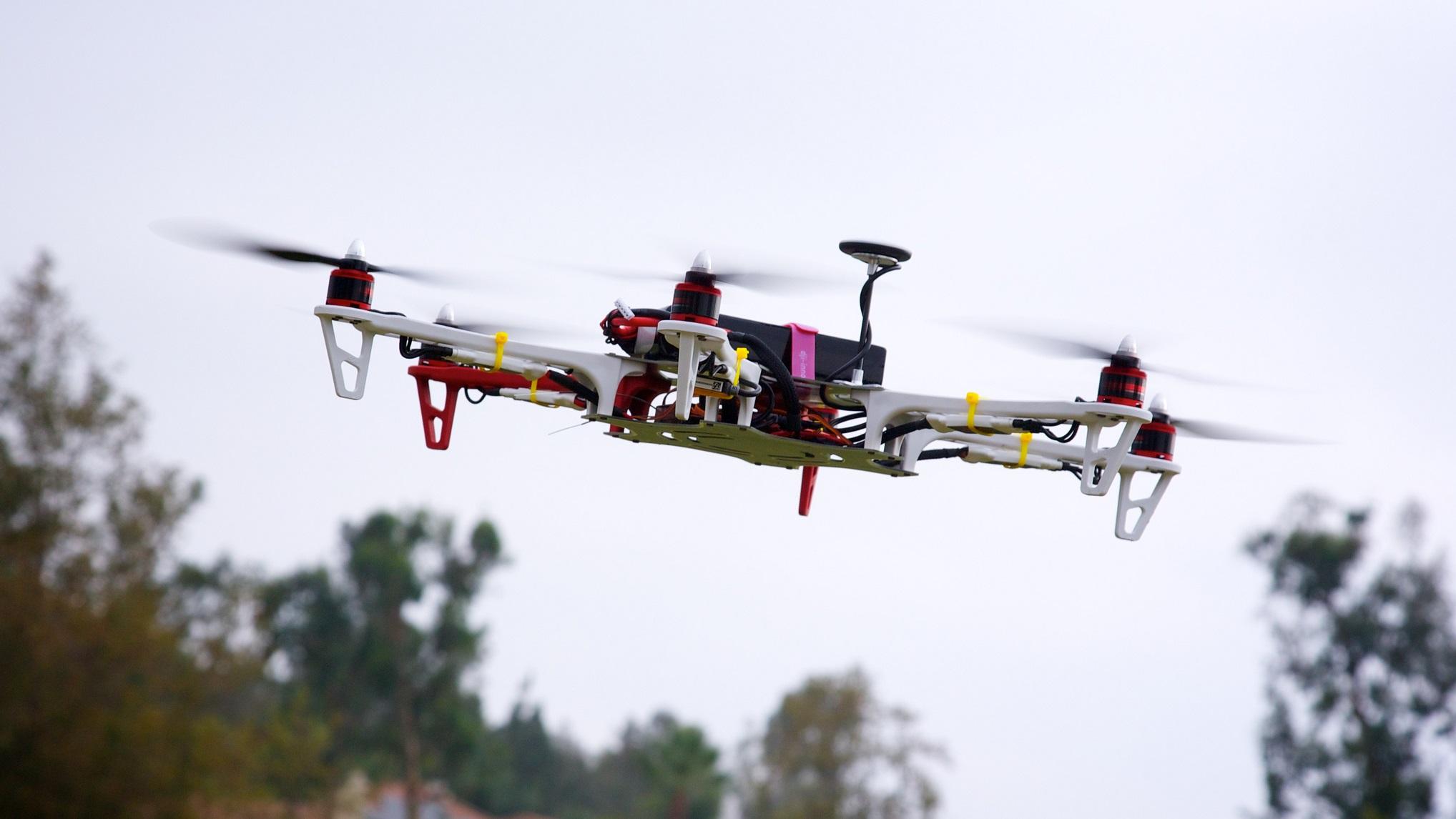 Drone desenvolvido pelo exército dos EUA atinge 70km/h e é um dos mais rápidos do mundo