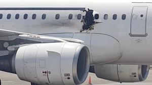 Terrorista em voo na Somália supostamente escondeu uma bomba dentro do laptop