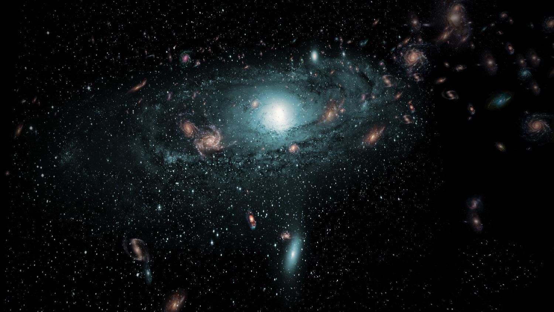 Astrônomos descobrem centenas de galáxias escondidas ao redor da Via Láctea -