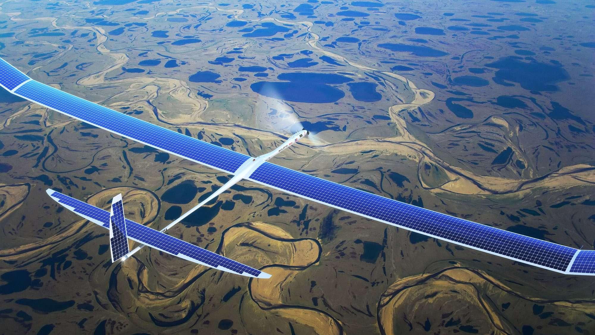 Projeto do Google quer oferecer internet 5G com drones movidos a energia solar