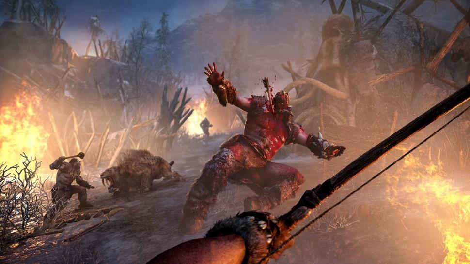 Far Cry Primal Combate