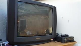 TV analogica CRT 2