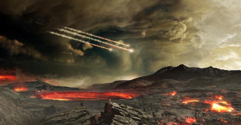 asteroide-dinossauros