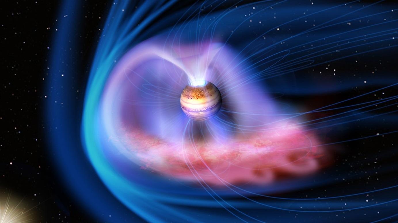 A misteriosa aurora boreal de Júpiter pode nos ajudar na busca por vida fora da Terra