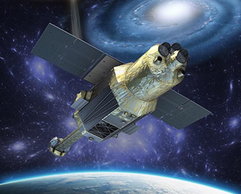Ninguém sabe o que aconteceu com o satélite de US$ 273 mi que veria buracos negros