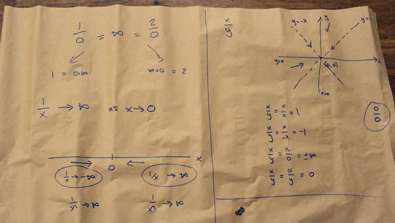 Calculadora mecânica antiga mostra por que não é legal dividir por zero