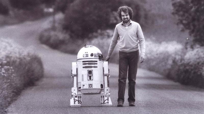 Morre Tony Dyson, o homem que construiu o R2-D2 de Star Wars