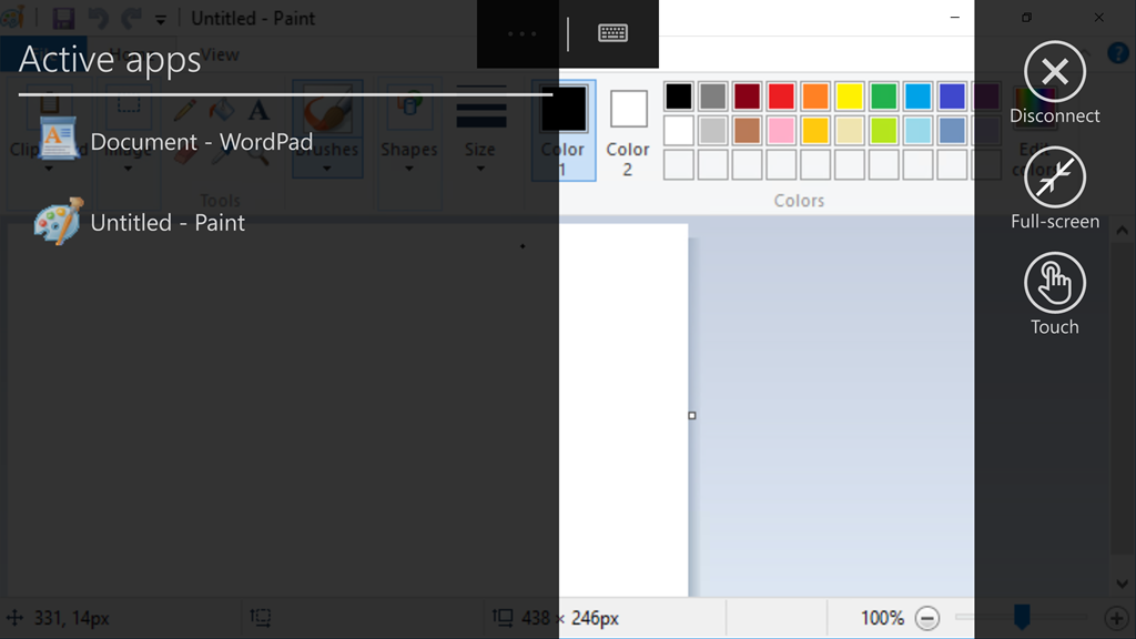 remote desktop continuum 3