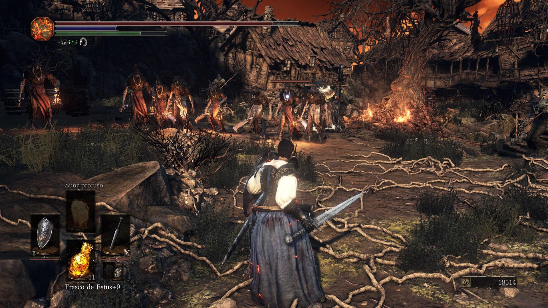 Dark-Souls-Gameplay